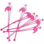 Sunnylife Flamingo Cocktail Stirrers - Set of 12