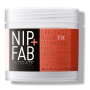 NIP+FAB Dragons Blood Fix Cleansing Pads - 60 Pads
