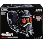 Réplica Casco Star-Lord Electrónico - Hasbro Marvel Legends (1:1)