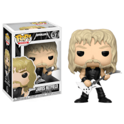 Figura Pop! Rocks Vinyl James Hetfield - Metallica