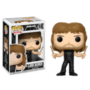 Figurine Pop! Lars Ulrich Metallica