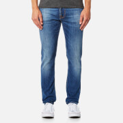 Nudie Jeans Men's Lean Dean Slim Jeans - Highlights