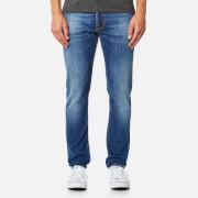 Nudie Jeans Men's Lean Dean Slim Jeans - Highlights