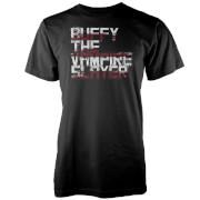 Image of Buffy The Vampire Slayer 3 Strike T-Shirt - L - Black