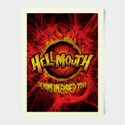 Buffy The Vampire Slayer Hellmouth Demons Unleashed Tour Poster 30x40cm Print