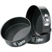 Premier Housewares 3 Piece Cake Tin Set