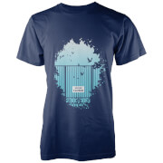 Solti Heavens Door Navy T-Shirt