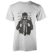 Balazs Solti Mugshot White T-Shirt
