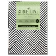 Scrub Love Active Charcoal Body Scrub - Avocado & Aloe Vera