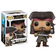 Figurine Pop! Pirates des Caraïbes Jack Sparrow