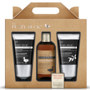 Baylis & Harding Men's Fuzzy Duck 3 Piece Set