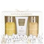 Baylis & Harding Sweet Mandarin and Grapefruit Small 3 Piece Set