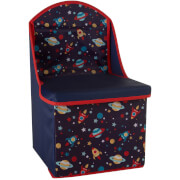 Premier Housewares Space Children's Storage Box/Seat