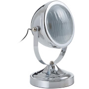 Fifty Five South Jasper Table Lamp - Chrome