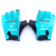 Astana Pro Team Summer Gloves