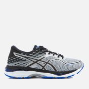 Asics Running Men's Gel Cumulus 19 Trainers - Glacier Grey/Black/Directoire Blue