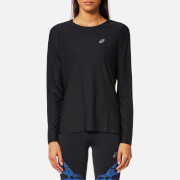 Asics Women's Long Sleeve Top - Performance Black