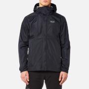 Jack Wolfskin Men's Cloudburst Jacket - Black