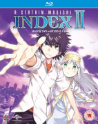 A Certain Magical Index - Season 2 (Blu-ray/DVD Combo)