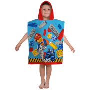 LEGO City: Construction Poncho Towel