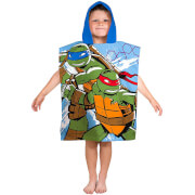 Teenage Mutant Ninja Turtles Dimension Poncho Towel