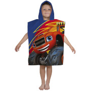 Nickelodéon Blaze et les Monster Machines : Serviette Poncho