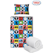 Thomas And Friends Team Bed Bundle   Junior