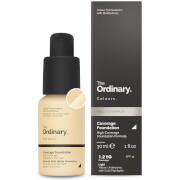 The Ordinary Coverage Foundation with SPF 15 by The Ordinary Colours 30 ml (olika nyanser) - 1.2YG
