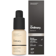 The Ordinary Serum Foundation with SPF 15 by The Ordinary Colours 30ml (Various Shades) - 1.0N