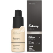 The Ordinary Serum Foundation with SPF 15 by The Ordinary Colours 30ml (Various Shades) - 1.0NS
