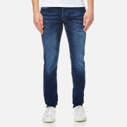 BOSS Orange Men's Orange 90 Denim Jeans - Blue