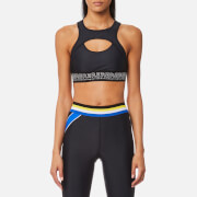 P.E Nation Women's Fall Line Crop Top - Black - L - Black