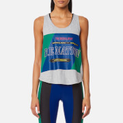 P.E Nation Women's The Counterback Tank Top - Grey Marl - L - Grey