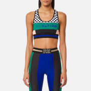 P.E Nation Women's Ball Rolling Crop Top - Multi - L - Multi