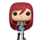 Fairy Tail Erza Scarlet Pop! Vinyl Figur