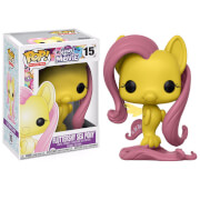 My Little Pony Movie Fluttershy Sea Pony Pop! Vinyl Figur