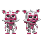 Five Nights at Freddy's Sister Location Funtime Foxy Funko Pop! Figuur