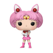 Sailor Moon Chibi Moon mit Luna P. Pop! Vinyl Figur