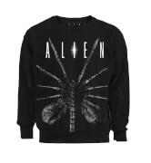 Alien Chestburster Men's Black Sweatshirt