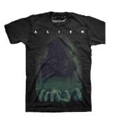 Alien Xenomorph Nest Men's Black T Shirt