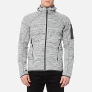 Berghaus Men's Tulach 2.0 Hooded Fleece Jacket - Dark Quarry Marl