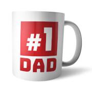 Tasse Papa Numéro 1