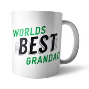 World's Best Grandad Mug