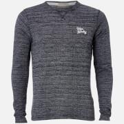 Tokyo Laundry Men's Underwood Long Sleeve Top - Charcoal