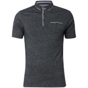 Polo Homme Herald Dissident - Noir
