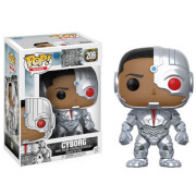 Justice League Cyborg Pop! Vinyl Figure