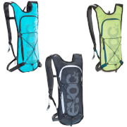 Evoc CC 3L Backpack and 2L Bladder