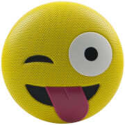 Jam Audio Jamoji Winking Emoji Portable Wireless Bluetooth Speaker