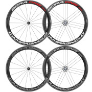 Campagnolo Bora One 50 Tubular Wheelset 2018 - Campagnolo - Dark Label