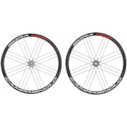 Campagnolo Bora One 35 Disc Brake Tubular Wheelset 2018 - AFS Rotor - Campagnolo - Dark Label